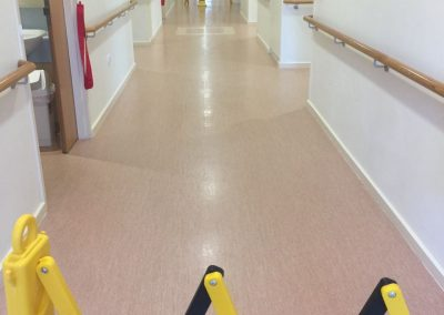 One Shot Cleaning provide carpet, floor and window cleaning services to many Adelaide hospitals and medical centres