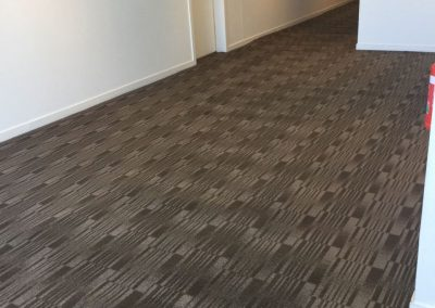 We used low pressure carpet cleaning for this Glenunga Motel's corridors