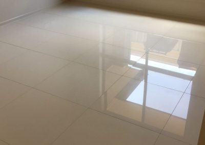We used the latest truck mount technology for tile and grout cleaning in this Edwardstown client's bedroom