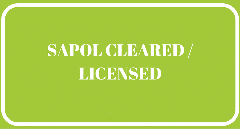 All our cleaners are SAPOL cleared & licensed